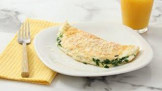 Egg White Omelet- Martha Stewart
