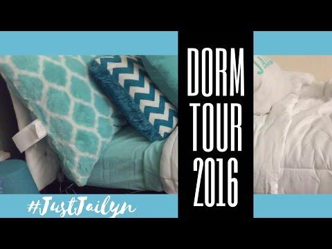 WSSU HBCU DORM TOUR