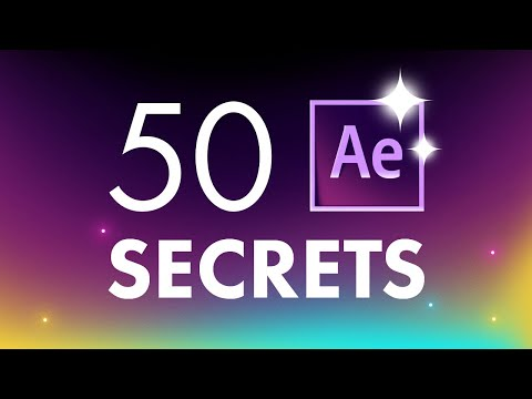 50 After Effects