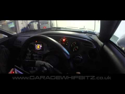 A world first!! Whifbitz 7 speed Getrag DCT gearbox conversion for the Toyota Supra