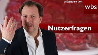 Nutzerfragen: Hat ein Mörder die Filmrechte an seiner Tat? | Rechtsanwalt Christian Solmecke