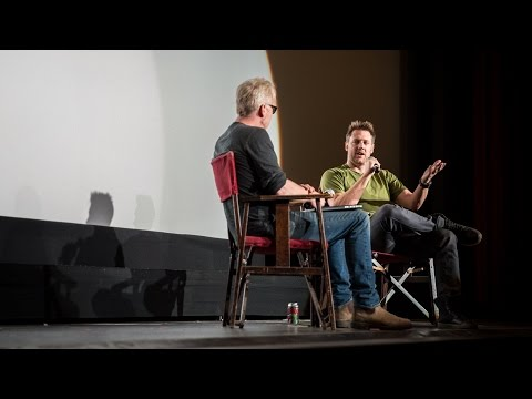 Adam Savage Interviews District 9 Director Neill Blomkamp!