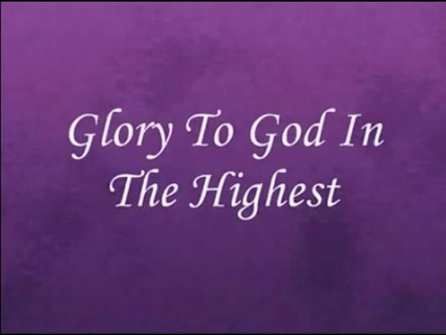Glory To God In The Highest Lyrics  Handel's Messiah