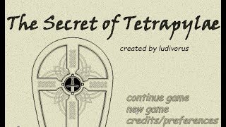 The Secret of Tetrapylae Walkthrough