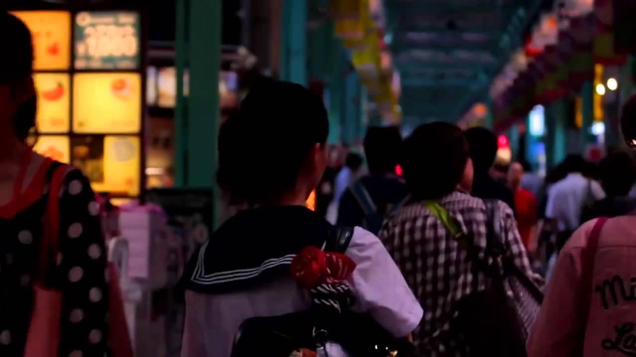 画像: 短編映画「真っ赤なポピー」 www.youtube.com