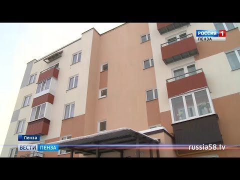 Ремонт разрушающихся домов для переселенцев в пензенской Заре пока не начат