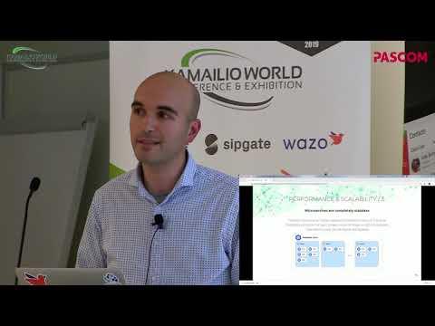Kamailio World 2019:  Designing A Scalable Billing System Using Blockchain Technology