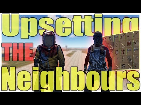 We UPSET the NEIGHBOURS AGAIN (Duo W/Muffin) | Vanilla Rust thumbnail