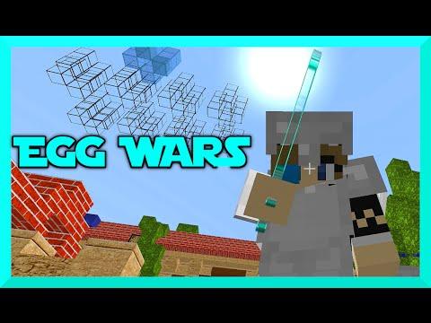 MINECRAFT | EGG WARS GamePlay | GAMER CHAD | CUBE CRAFT SERVER
