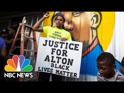 Louisiana AG Jeff Landry Expected To Announce Charges In Alton Sterling Case | NBC News