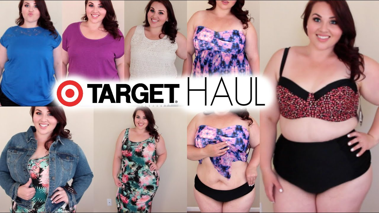 Target Haul ft. Ava & Viv Summer Fashion | Plus Size Fashion ...