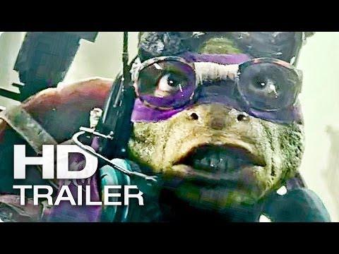 TEENAGE MUTANT NINJA TURTLES Official Trailer 2 | 2014 TMNT Movie [HD] streaming vf