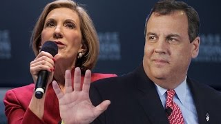 Carly Fiorina & Chris Christie Drop Out of 2016 Presidential Race