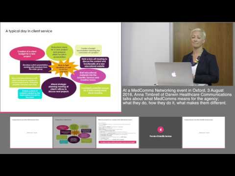 Darwin Healthcare Communications: What Medcomms Means To Us