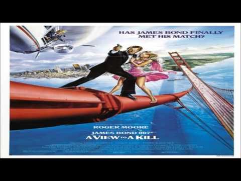 James Bond: A View To A Kill Review (1985)