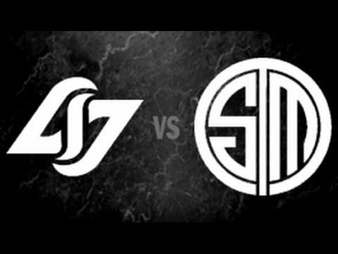 CLG vs TSM - 2014 NA LCS Playoff Semifinals G2