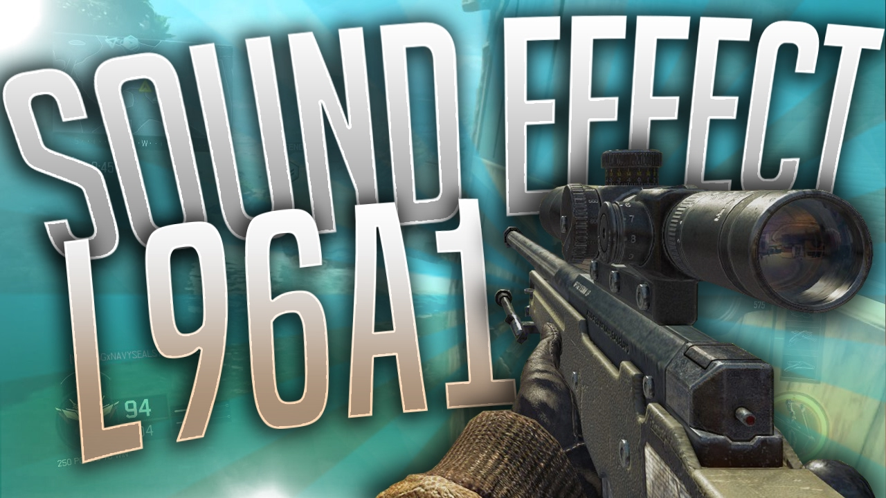 Best r700 (remastered) gun sound effect for editors (free download.