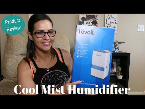 Levoit Humidifier Product Review – Cool mist for allergies and dry lips