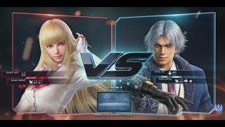 Baixar TEKKEN 7 | Gameplay Multiplayer | Lili vs Lee | Artic Snowfall
