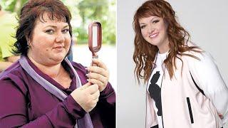 Как можно так похудеть? Российские звёзды - знаменитости сбросившие лишний  вес.