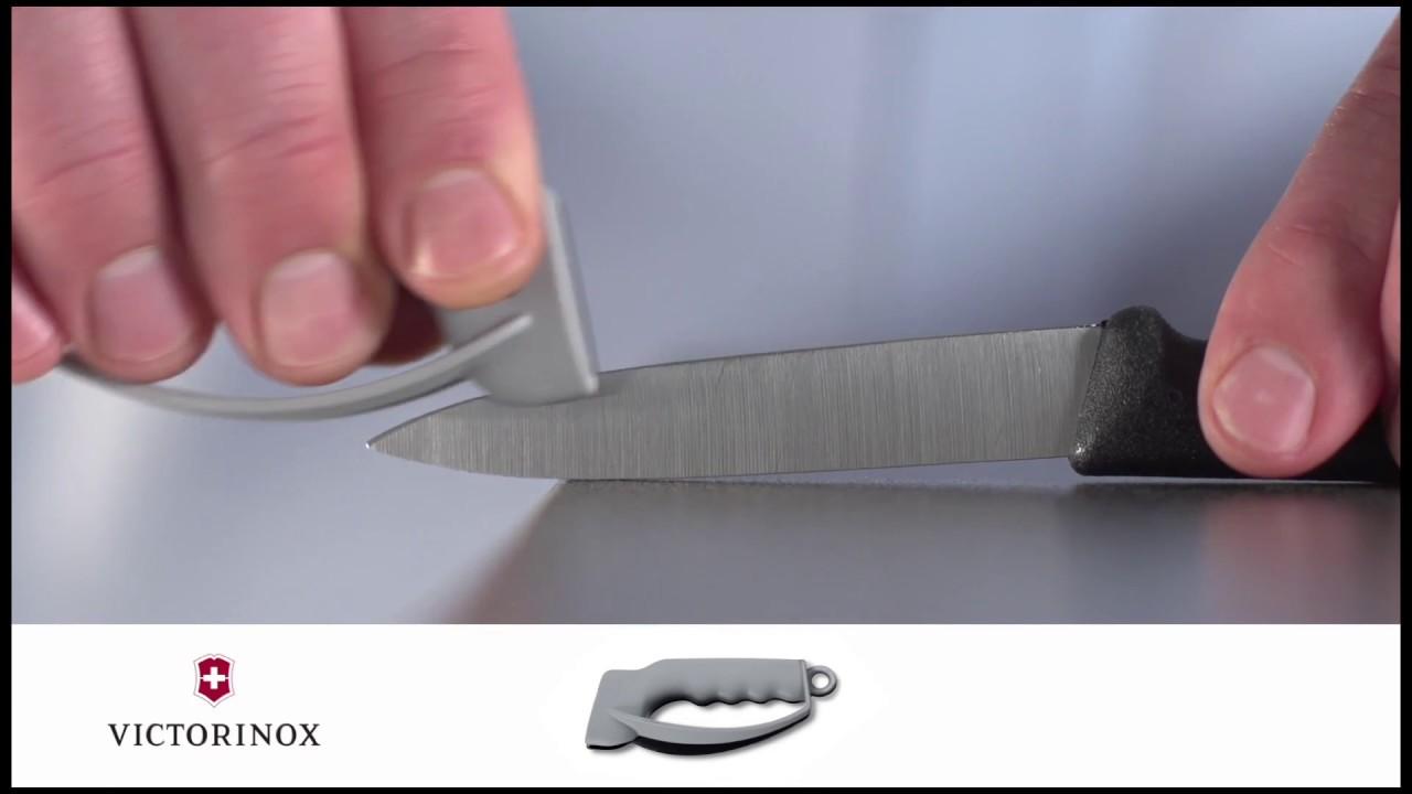 7.8714 Knife Sharpener Small «Victorinox Sharpy for CUTLERY