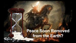 Prophetic Perspectives 2019 - Events in Israel Pointing to Peace Soon Removed from the Earth.