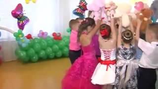 Танец с игрушками  Выпускной бал в детском саду