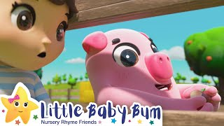Old MacDonald + More Nursery Rhymes & Kids Songs - Little Baby Bum