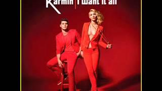 I Want it all - Karmin (Audio)