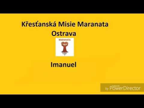 Křestanská Misie Maranata Ostrava Imanuel