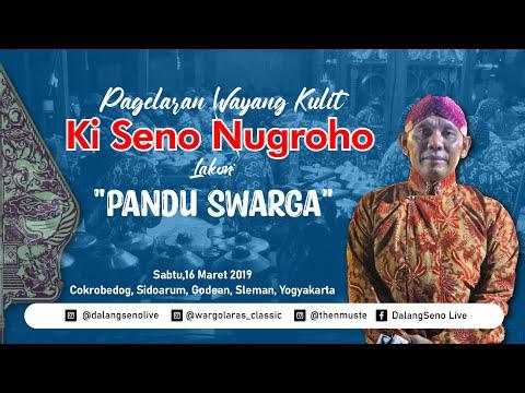 """#live-wayang-kulit-ki-seno-nugroho-""""pandu-swarga"""""""