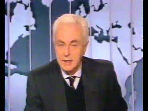 Beginn Tagesthemen, ARD 17.12.1986 22.31 Uhr