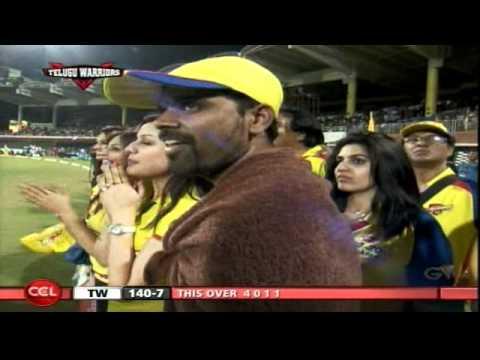 CCL 2 Semi Final Telugu WarriorsVsChennai Rhinos ING-2, OVR-19