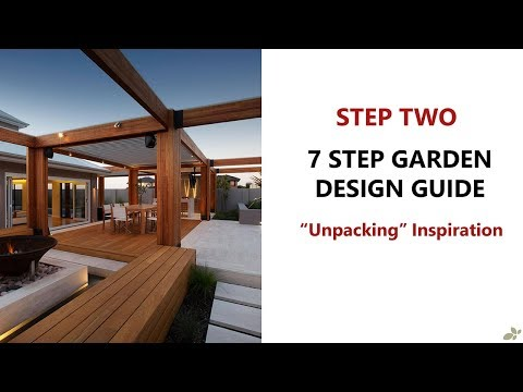 Step 2 - How to Design a Backyard Garden