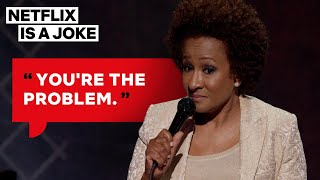 Why You Need A Black Friend, With Wanda Sykes | Not Normal | Netflix Is A Joke