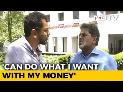 'I Was Born With Diamond Spoon In My Mouth': Lalit Modi To NDTV