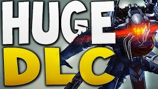 Destiny - HUGE DLC ANNOUNCED !!