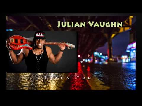 "Julian Vaughn Mix ""Lead bassist and upcoming jazz artist"""