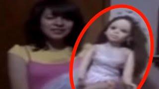 5 POSSESSED Dolls Caught Moving On Camera!