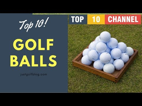 Best Golf Balls for Beginners 2017 - 2018 Reviews