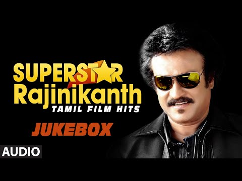Superstar Rajinikanth Jukebox || Rajinikanth Hit Songs || Rajinikanth Tamil Songs || T-Series Tamil