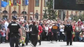 Zilele Brasovului 2011-Primarul George Scripcaru zoom (1 Mai)