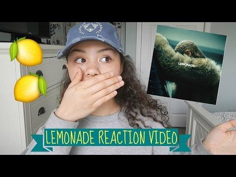 BEYONCÉ - LEMONADE REACTION VIDEO | ADIYANNA
