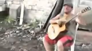 Антонио Бандерас в шоке от такой игре на гитаре!!!