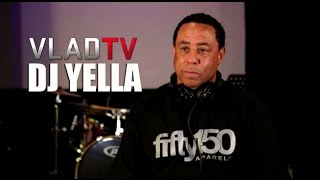 "DJ Yella: All of NWA Knew Ice Cube Won With ""No Vaseline"""