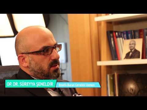 Dr. Süreyya Şeneldir Burun estetiği ameliyatı ne kadar sürer