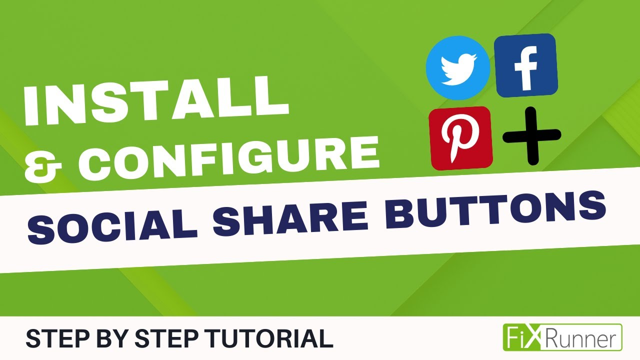 How to Install and Configure Share Buttons by AddToAny Social Bookmarks  Plugin