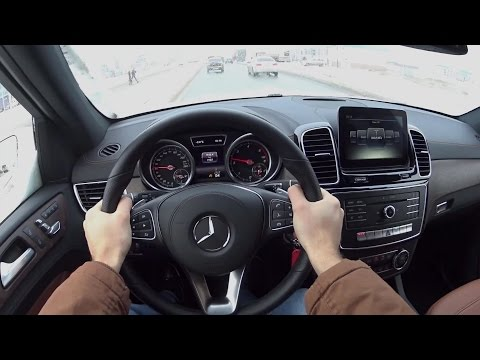2016 Mercedes-Benz GLS 350d 4Matic POV Test Drive