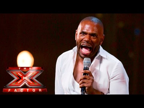 Anton Stephans is making a change | Auditions Week 2 | The X Factor UK 2015