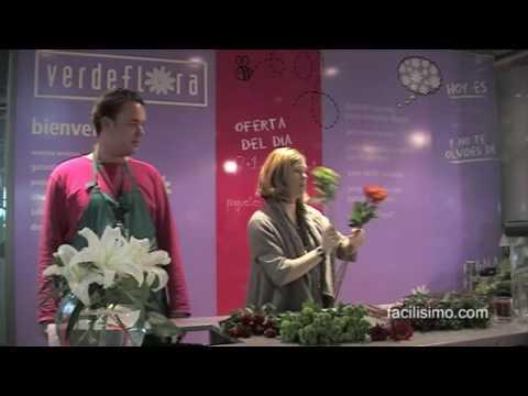 Facilisimo c mo hacer un ramo de flores natural youtube - Como hacer un ramo de flores artificiales ...